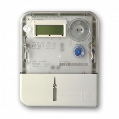 Energía eléctrica medidor de Z-Wave SECURE