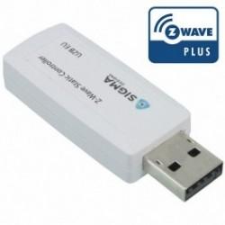 SIGMA DESIGNS ACC-UZB-E - Controlador Z-Wave a Través de USB