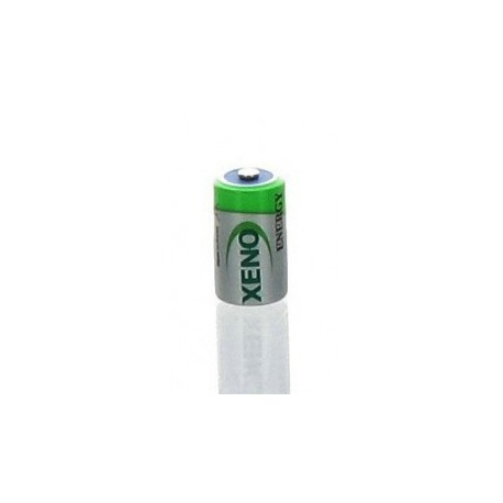 Lithium battery 3.6 V 1/2AA size D