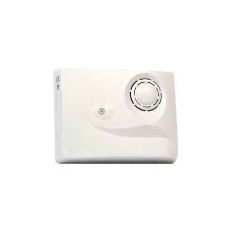 Sirena de alarma cableado interior con batería