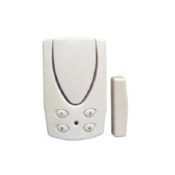 Alarm stand alone sensor door opening with code CHACON 34021