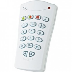 Tastiera KP-141-PG2 - Visonic tastiera lettore di badge di allarme PowerMaster