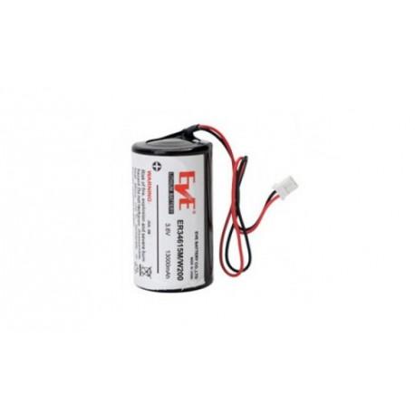 Visonic - Batteria al litio 3,6 V/13Ah per sirena-radio Visonic.
