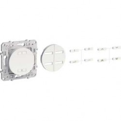 SCHNEIDER - Transmisores de radio multi-función 2 ODACE-Antracita