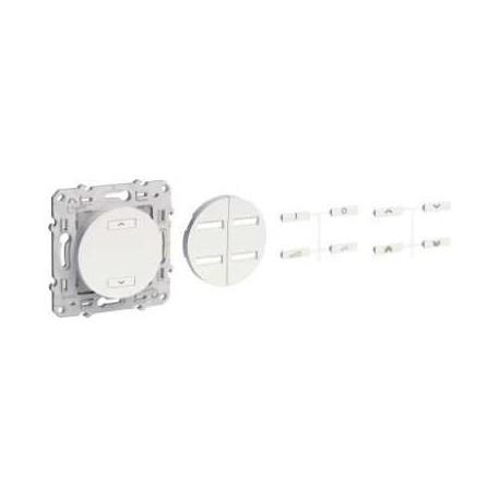 Ricevitore Radio per tapparelle, serrande in alluminio ODACE-SCHNEIDER