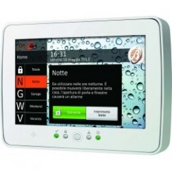 BENTEL - touch Keyboard for central alarm ABSOLUTA